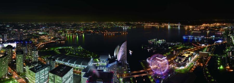 神奈川県横浜市/横浜ランドマークタワー 69階展望フロア「スカイガーデン」 くるくら
