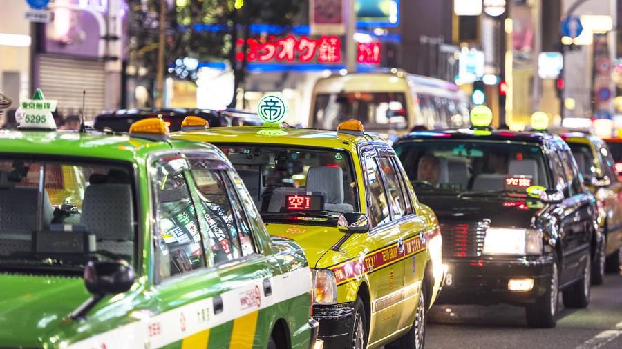 タクシー|マスク着用|乗車拒否|運輸約款|タクシーのイメージ