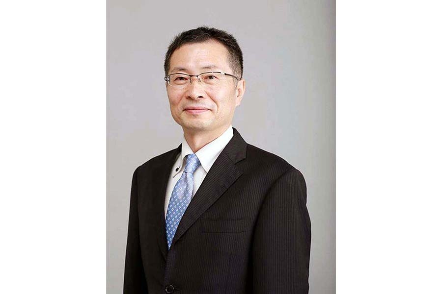SkyDriveの最高技術責任者 岸 信夫氏。三菱重工、三菱航空機にて、旅客機などの開発に37年間従事した経験を持つ