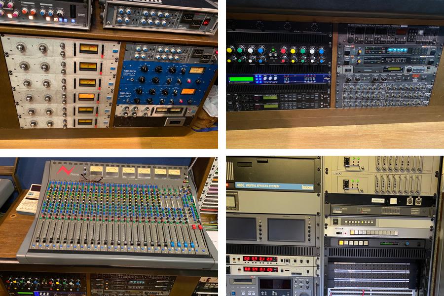 ODYSSEY|オデッセイ|ヒビノ|録音中継車|ライブレコーディング|トラック|音響機材