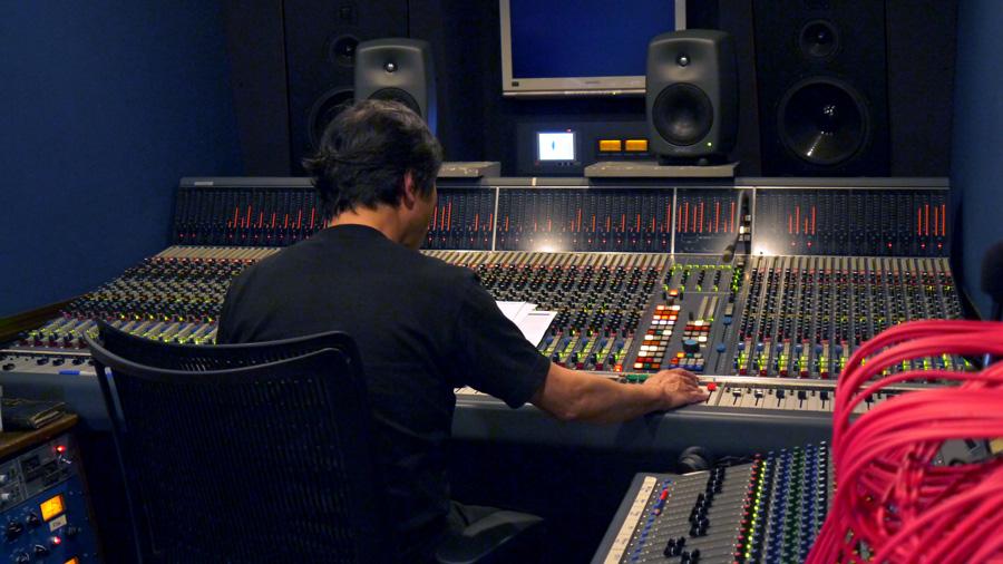ODYSSEY|オデッセイ|ヒビノ|録音中継車|ライブレコーディング|トラック|レコーディングエンジニア