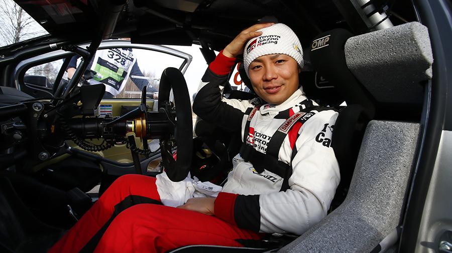 2021年からWRCにフル参戦する勝田貴元