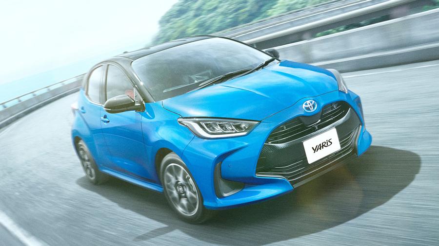 2020年|新車販売台数|ランキング|車名別|トヨタ・ヤリス