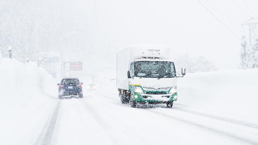 2月16日から18日の大雪では、既に通行止めの箇所があり、今後もさらに通行止め箇所が増える見通しだ。