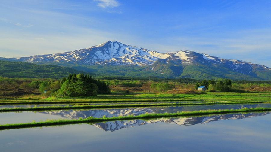 地方移住 秋田県 にかほ市 Aターン 鳥海山 