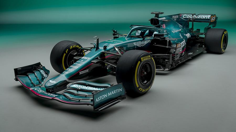 2021年,F1,アストンマーティン