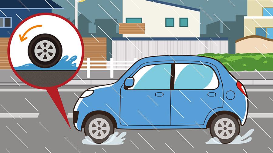 【JAF Mate 6月号連動企画】今月の特集「雨でも快適カーライフ」がテーマ!