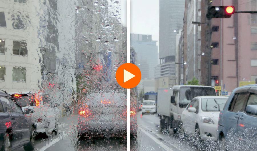 雨の日、安全に走るための10か条 くるくら