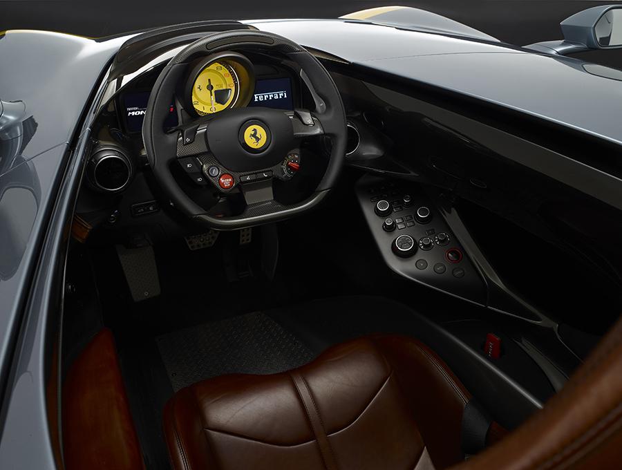フェラーリ モンツァSP1 & SP2 Ferrari Monza SP1 & SP2