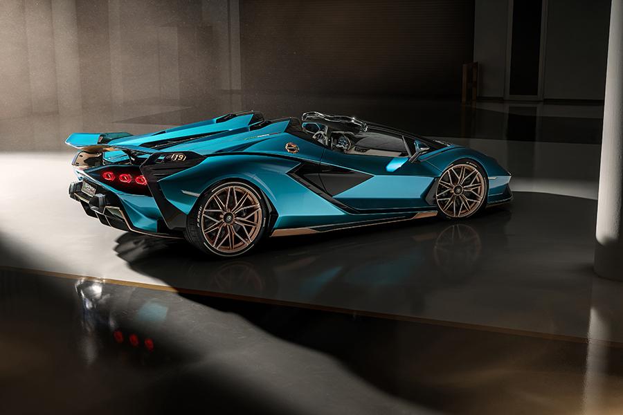 ランボルギーニ シアンロードスター Lamborghini Sian Roadster