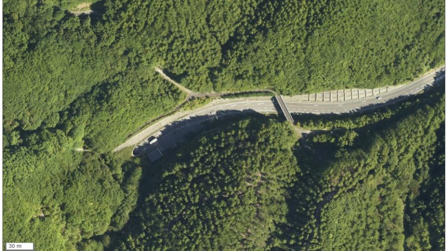 2022年4月1日から無料開放される新和田トンネル有料道路