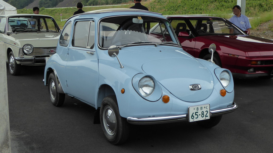スバル360(1968年式)