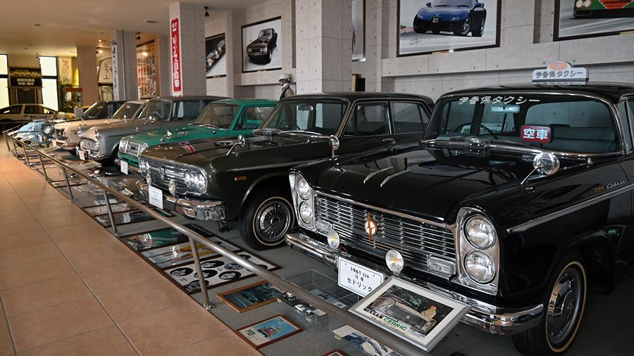 1960年代|自動車博物館|クラシックカー|ミュージアム|伊香保おもちゃと人形自動車博物館|内観1