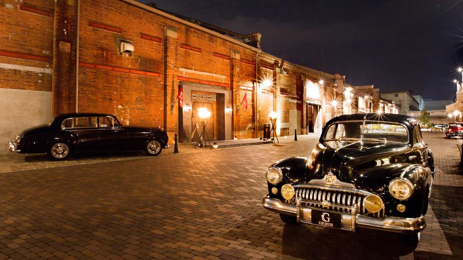 1960年代|自動車博物館|クラシックカー|ミュージアム|GLION MUSEUM|外観