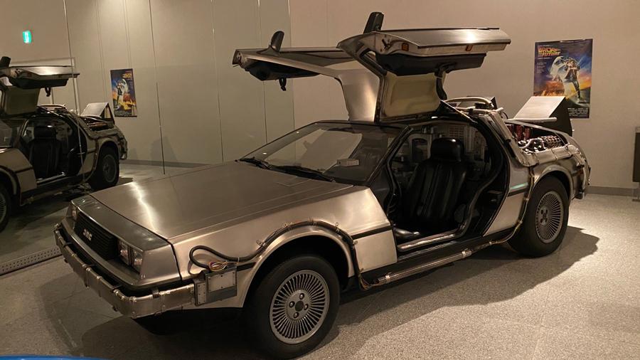 1960年代|自動車博物館|クラシックカー|ミュージアム|四国自動車博物館|内観2