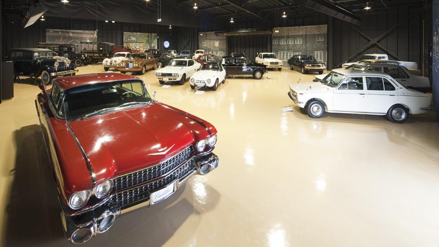 1960年代|自動車博物館|クラシックカー|ミュージアム|ツカハラミュージアム|内観2