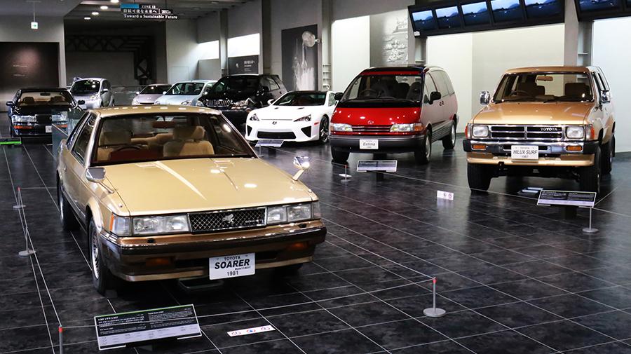 1960年代|自動車博物館|クラシックカー|ミュージアム|トヨタ博物館|内観1