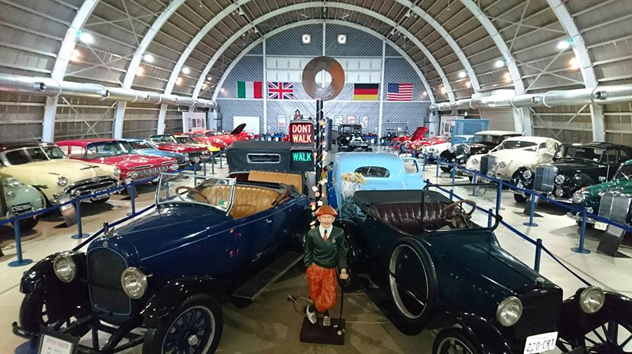 1960年代|自動車博物館|クラシックカー|ミュージアム|那須クラシックカー博物館|内観2