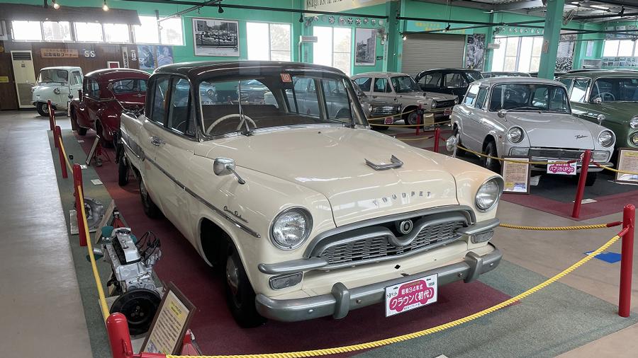 1960年代|自動車博物館|クラシックカー|ミュージアム|日本の名車歴史館|内観2