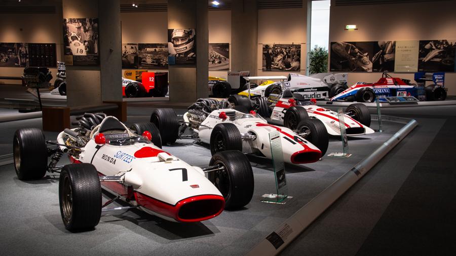 1960年代|自動車博物館|クラシックカー|ミュージアム|ツインリンクもてぎ ホンダコレクションホール|内観1