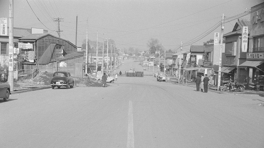 1964年,東京オリンピック,環状7号線,環七,若林