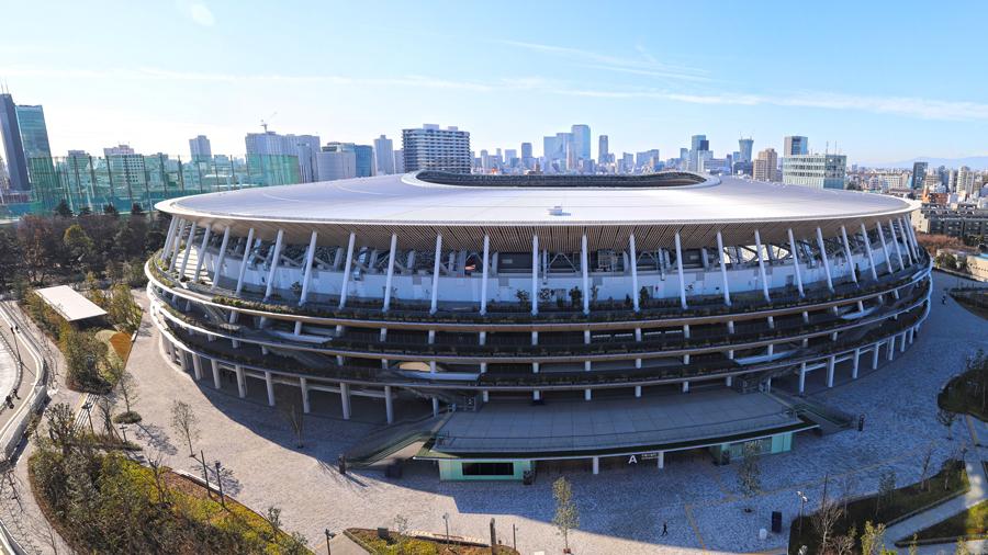 東京2020|オリンピック|パラリンピック|交通規制|開閉会式|オリンピックスタジアムの外観2