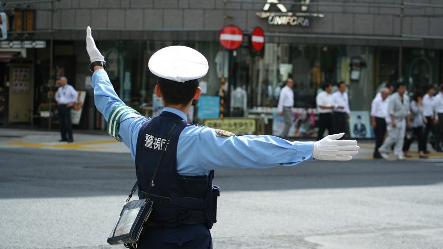 交通安全|交通安全運動|筑波大学|春の交通安全運動|キャンペーンの効果|警察官のイメージ