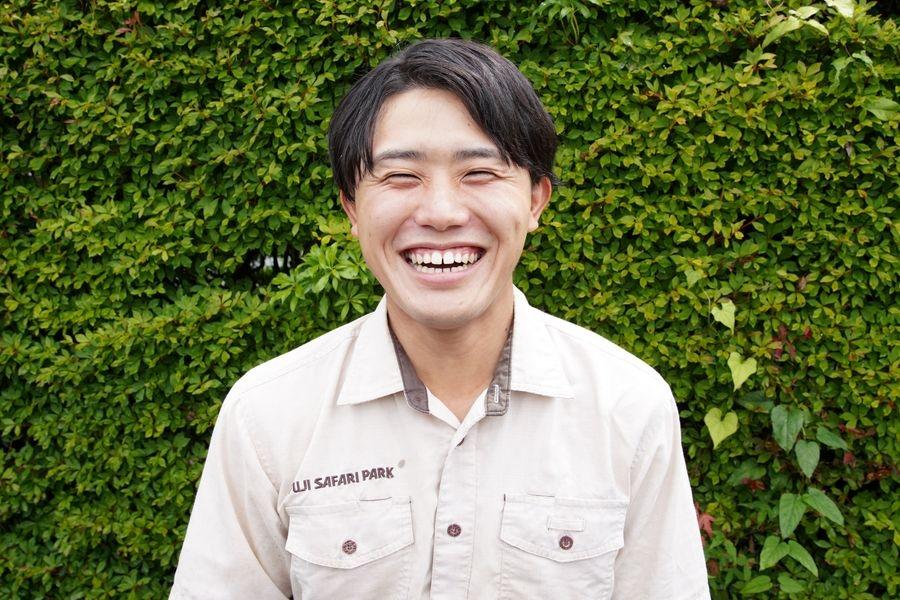 富士サファリパーク_キョン飼育員さん くるくら