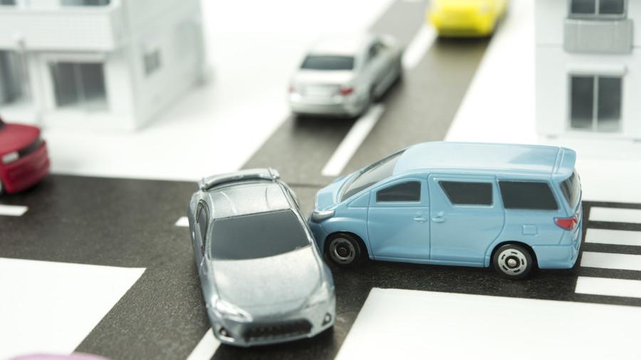 危険運転のイメージ