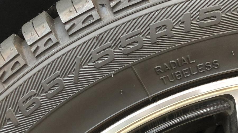 タイヤ表示の意味を知り状態を把握することは、交通安全にもつながるはずだ。
