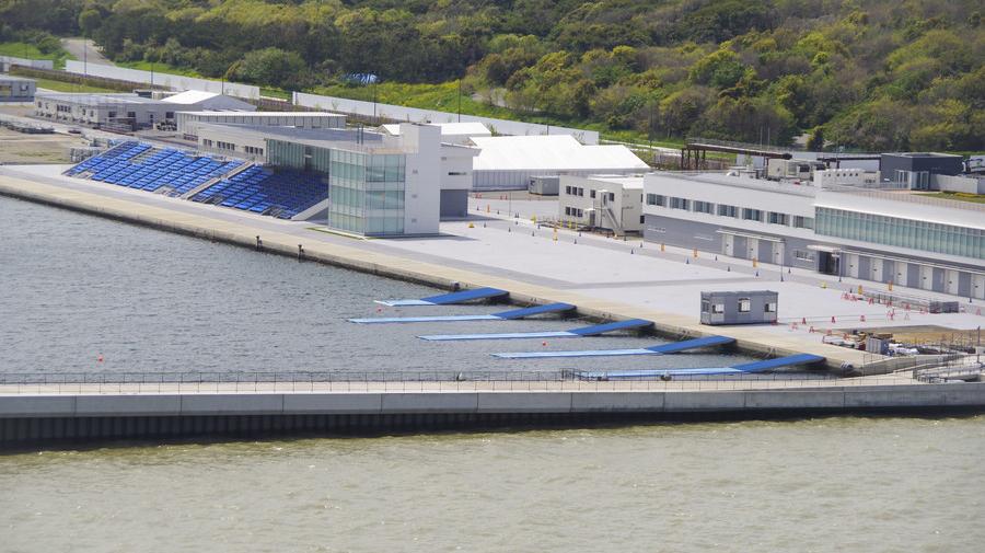 海の森水上競技場