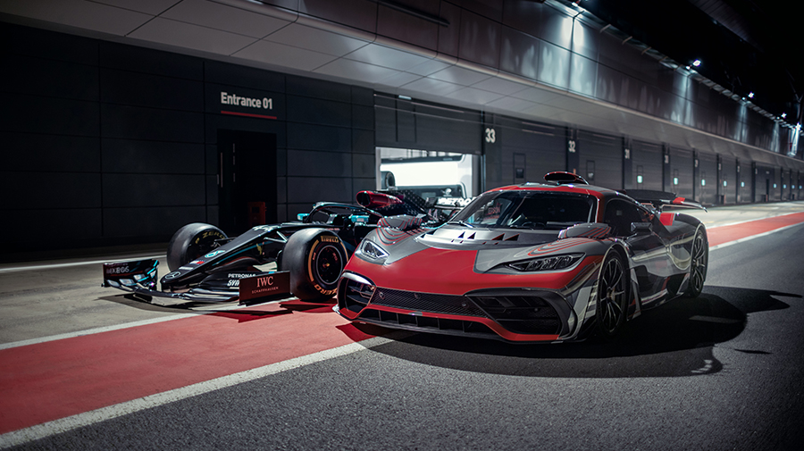 Merceds AMG Project ONE